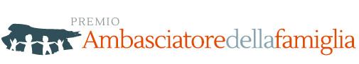 Premio Ambasciatore Famiglia Logo