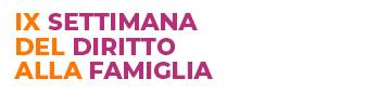 Settimana del Diritto alla Famiglia Logo